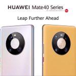 Huawei publie une nouvelle mise à jour EMUI 11 pour Mate 40, Mate 40 Pro, Mate 40 Pro + et Mate 40 RS Porsche Design