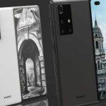 Folding Huawei Mate X2 appears in TENAA: dual displays, Kirin 9000 and 66W charging
