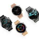 Smartwatch Huawei Watch GT 2 hat ein neues Software-Update mit kleinen, aber nützlichen Änderungen erhalten