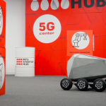 MTS helped create courier robots and drones for 5G