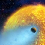 What are stellar flares and how do they affect planetary habitability?