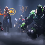 MOBA with Marvel Realm of Champions superheroes has a release date for iOS and Android