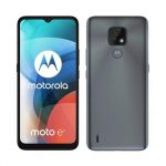 Official renders and characteristics of the state-owned Moto E7 leaked to the network