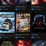 Великий розпродаж ігор для ПК: в Epic Games Store стартувала «Чорна п'ятниця»