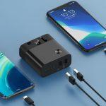 Banque de puissance de chargeur double mode ZMI: banque d'alimentation avec batterie intégrée de 5000 mAh et deux ports USB pour 19 $