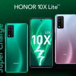Honor 10X Lite: Kirin 710 -prosessori, 5000 mAh akku, NFC ja nelikamera hintaan 210 dollaria