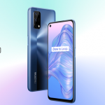 Realme 7 5G: MediaTek Dimensity 800U chip, 120Hz IPS display and 30-watt charging for 279 euros
