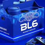 Bud will release a BL6 beer console to play Tekken with a beer anytime, anywhere