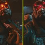 Video comparison of Cyberpunk 2077 graphics for PS4 Pro and computers published