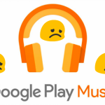 Music service Google Play Music finally closed