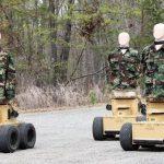 """Les Marines américains formés au tir sur des robots """"mourants de façon réaliste"""""""