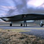 An autonomous aircraft for the delivery of small satellites appeared