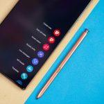 Samsung réduira légèrement les écrans du Galaxy Z Fold 3 pour ajouter de la place pour le S Pen