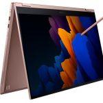 Samsung Galaxy Book Flex 2: Konvertibilní notebook ve dvou velikostech s procesory Intel Core 11. generace od 1680 USD