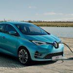 Renault Zoe - найбільш продаваний електромобіль 2020 року в Європі