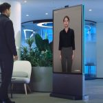 "Samsung showed ""artificial human"" Neon in action"