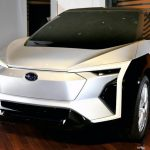 Official: Subaru is preparing to release an electric crossover with dimensions like the Forester