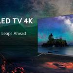 Xiaomi Mi QLED TV 4K: 55palcová bezrámová inteligentní televize s čipem MediaTek a Android TV 10 na palubě za 745 $