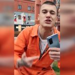 New Xiaomi smartphone for Russia was advertised by a rapper in a suit of an American prisoner