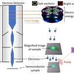 A device for observing dark excitons has been created