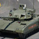 Yhdysvallat sanoi, että venäläinen Armata-tankki pystyy käynnistämään moottorin jopa Marsilla