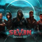 Seven: The Days Long Gone Sci-Fi RPG Lancement