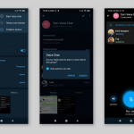 Voice chats for groups appeared in the beta version of Telegram for Android