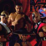 50-vuotias entinen Playboy-malli pukeutui jälleen Mortal Kombatin Sonya Bladen pukuun