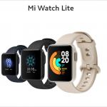 "Xiaomi has announced a new ""smart"" watch Mi Watch Lite"
