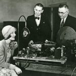The world's first tape recorder recorded sound on wire. And the recording on it from 1900 has survived to this day!