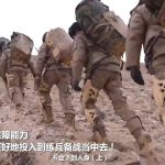 Китайських прикордонників оснастили екзоскелет