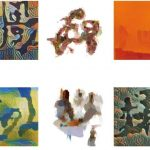 The neural network writes the names of dishes with Chinese calligraphy and abstract paintings