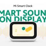 Xiaomi představuje Mi Smart Clock: inteligentní displej s integrovaným Google Assistant a Chromecastem za 49 eur