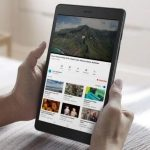 Photos of the new compact tablet Samsung Galaxy Tab M62 leaked to the network