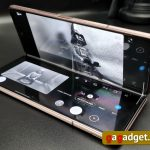 Samsung Galaxy Z Fold2 diary: how the foldable display works (explained on gifs)