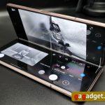 Deník Samsung Galaxy Z Fold2: jak funguje skládací displej (vysvětleno ve formátu GIF)
