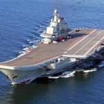 China prepares to build the world's largest aircraft carrier