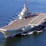 تستعد الصين لبناء أكبر حاملة طائرات في العالم