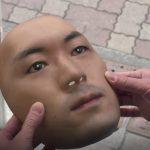 Japani myy naamioita, jotka ovat melkein erotettavissa todellisista kasvoista