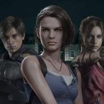 Steam sells games from iconic Resident Evil franchise