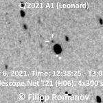 """Nouvelle comète, deux supermoons et """"starfalls"""": que voir dans le ciel en 2021"""