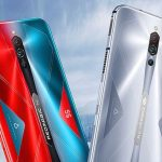 ZTE launched an advertising campaign for its new gaming smartphone Nubia Red Magic 6