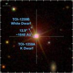 Astronomers find strange planetary system with gas giant and white dwarf