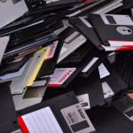 Celovečerní film byl zaznamenán na 1,44 MB disketu