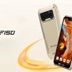 OUKITEL F150: smartphone robuste avec batterie 8000 mAh pour 110 $