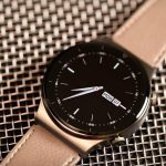 Huawei Watch GT 2 Pro with the update received the Pin Lock function to lock the watch