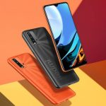Redmi 9T: budget smartphone with Snapdragon 662 chip, quad camera and 6000 mAh battery for € 160