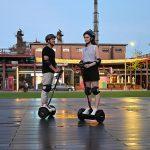 Segway Ninebot S Max على Indiegogo: لوح تزلج ذاتي التوازن بمدى يصل إلى 38 كم ودعم GoKart Pro