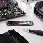 Prodejte kompletní SSD notebooku a vložte tento - bude to stačit na všechno