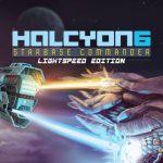 Запущена безкоштовна роздача космічної рольової стратегії Halcyon 6